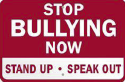 Stop Bullying Now. Stand Up. Speak Out.